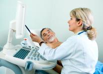 Talking Through an Ultrasound Scan